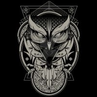Alchemy Owl by Design-By-Humans