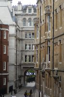 Middle Temple Lane by GothicLovers