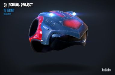 TB Helmet Render 1 by Xanatos4