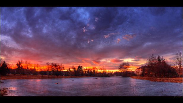 Hungarian skies pt.CXIV. by realityDream