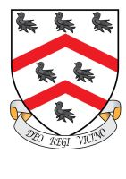Worcester College Oxford Coat Of Arms by ChevronTango