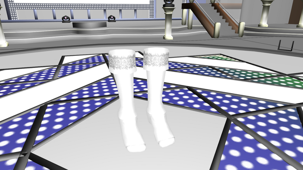 MMD Lacy Socks Download by kibo-P
