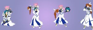 The Nanoha Project by Antalios