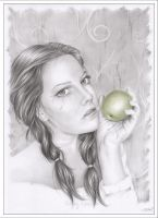 My Poisonous Apple by Zindy