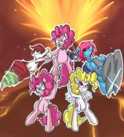 Final Combination: Goddu Pinkie by UC77