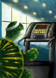 School Project- Turtle in Human Environment by Jazzy-Book