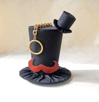 Tiny Top Hat: Like a Sir by TinyTopHats