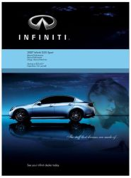 Infiniti ad by CoconutMerengue