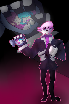 You were always in my heart...  ((Mystery Skulls)) by thelonedragonwolf