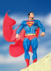 Superman by Age-Velez