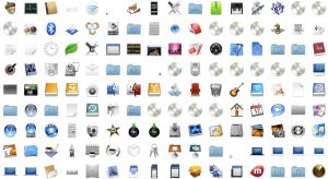 Leopard Default System Icons 2 by B-S-0-D