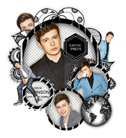 Pack Png 1386 // Nick Robinson by ExoticPngs