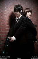 Psycho Pass :: Dogs of the Law by m-ichiko