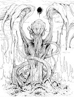 Cthulhu by SecondsWalker