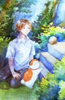 Natsume by b-snippet