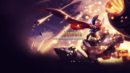 Rumble by victortmf