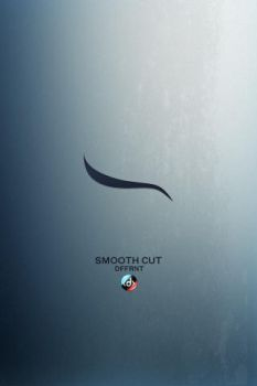 iWallpaper:dffrnt - smooth cut by vijay-dffrnt