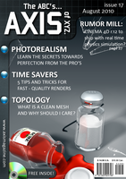 Axis magazine by DayLateHero