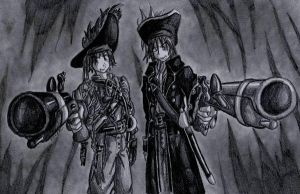 Anime Pirates 005 by LordCavendish