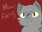 Yellowfang by stripedkats