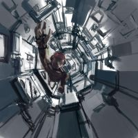 HARDWELL295: Cramped Space by Hamsta180