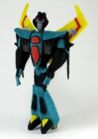 Needle-Felted TFA Dirge by GlassCamel