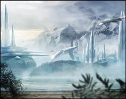 Cove by AndyFairhurst