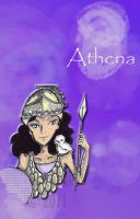Athena by corazongirl