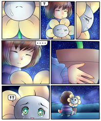 Undertale: STARS page 6 by ScruffyPoop