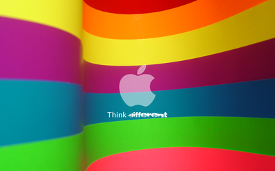 Think Different - rev. 2 by mhowson
