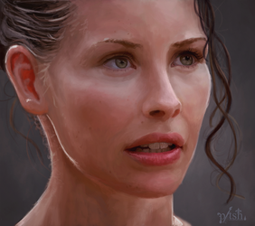 .- FFS - Lost - Evangeline Lilly .- by Pitsh