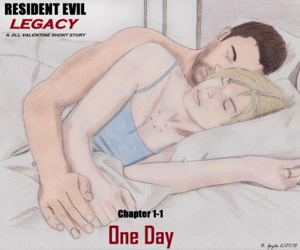 One Day - Cover Art by BGShepard
