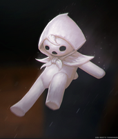 Binding of Isaac: Antibirth (kinda) - Edith by Wuggynaut