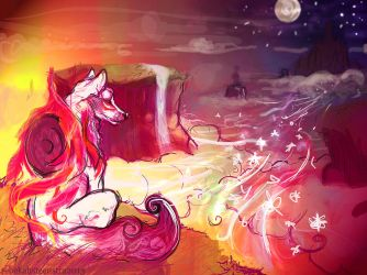 river of the heavens by Snoreway