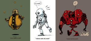 more robots by sonny123