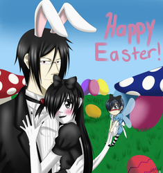 Easter 2017 by KathytheGoth