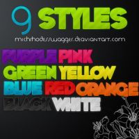 Styles O5 by MichRhodesSwagger