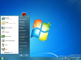 WINDOWS 7RTM 4 XP RC1 by AdminAdmin