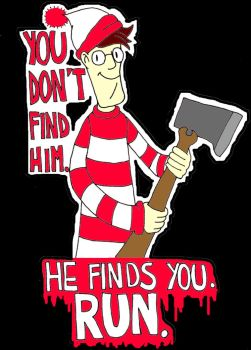 You Don't Find Him... by timsplosion