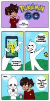 Pokemon Go! by KarlaArts