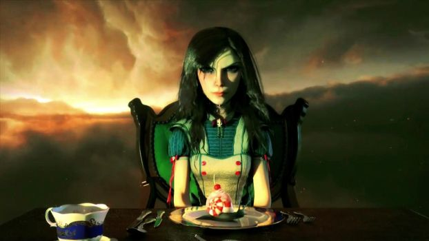 Alice: Madness Returns - III by Gelvuun