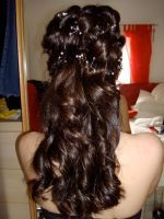 My Prom hair style by shamulover4life