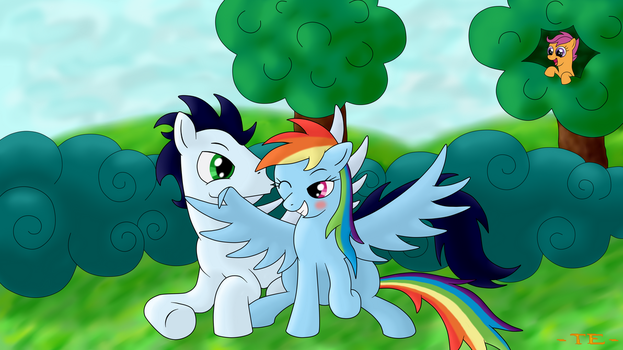 Just the Two of Us... by ThunderElemental