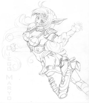 Preview - Saint Seiya by Sinistro666