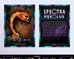 Spectra Psyclus - cards -9-Diplectomare by R1Design