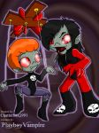 Chatterbox1991's Request - Puppet Show by PlayboyVampire