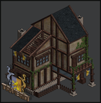 Griffin Tavern by travxl
