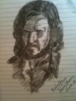 Sirius Black -Sketch- by YamaBerryCZ