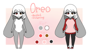 Oreo reference 2017 by OreoLeBiscuit