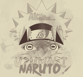 Naruto by AlannaKelly